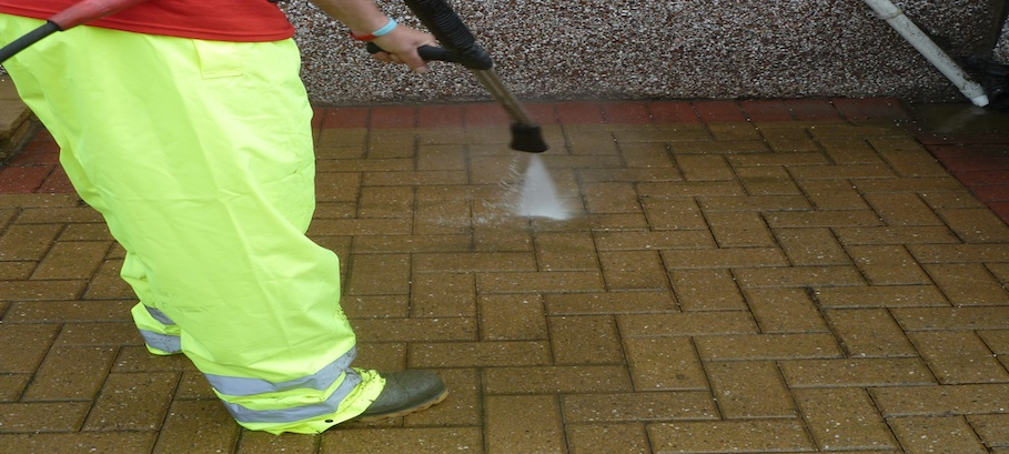 Block Paving Cleaning Morecambe