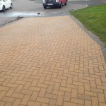 driveway in Heysham looking good as new