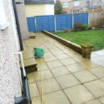 Garden Power washing Morecambe